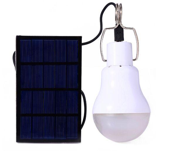 Новые портативные светодиодные солнечные фонари S-1200 15W 130LM светодиодные лампочки заряженные солнечной энергии лампы садовый лагерь наружного освещения