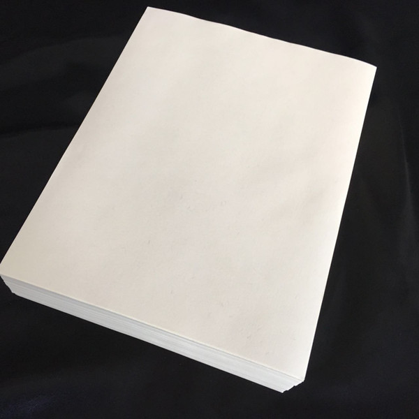 (JQ170629) 75% cotton 25% linen printinng paper pass pen test paper best quality with colored fiber waterproof types A4 ivory colo