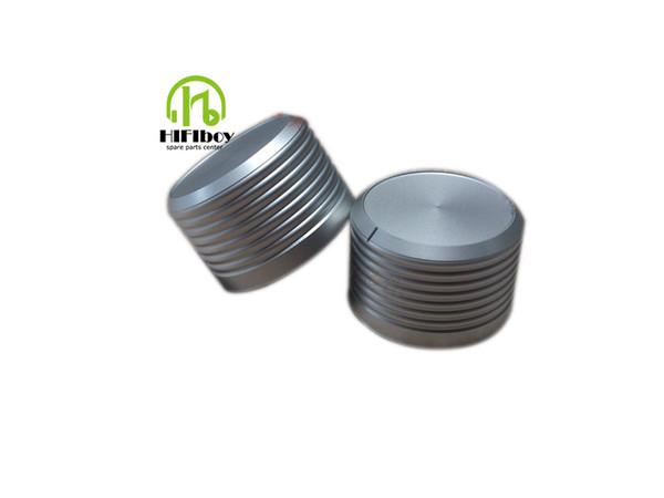HIFI audio Aluminum Volume knob 10pcs Diameter 38mm Height 25mm amplifier knob speaker knob