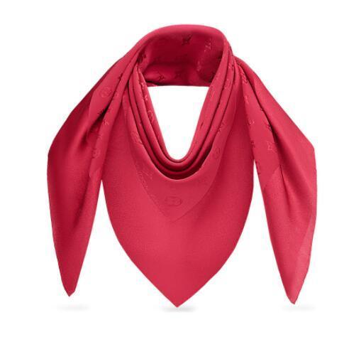 MONACO SQUARE M72346 Check Women Wool Cotton Cashmere Silk Scarves Scarf Wrap Shawl Pashmina