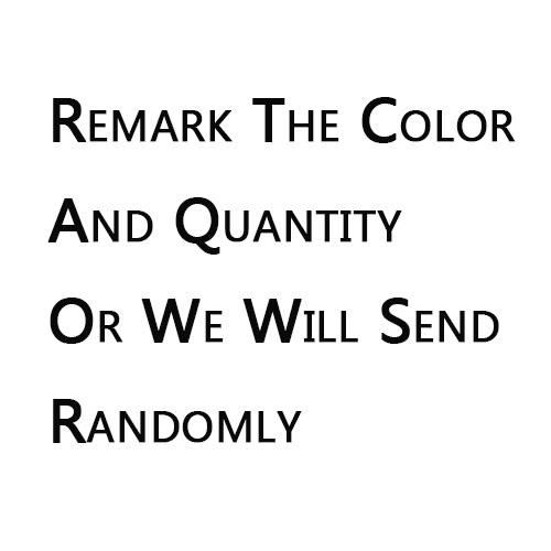 Choose the color