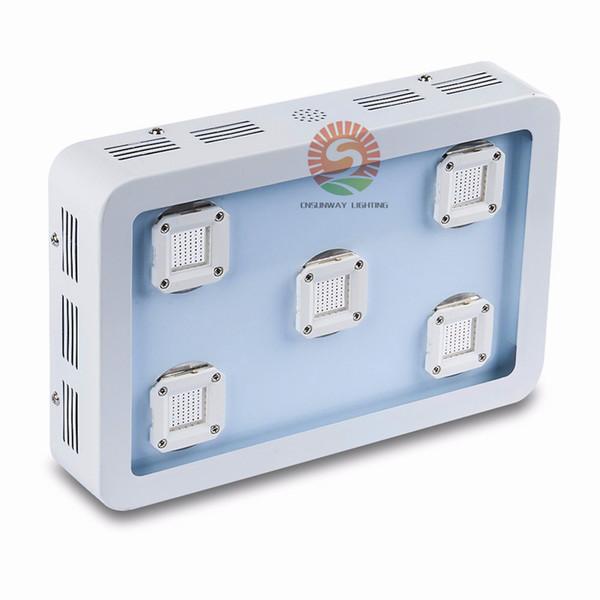 Bestva X5 1500W LED wachsen helles hohes Ertrag-bestes VEG-BLOOM volles Spektrum für Blumen-Anlagen, Hydroponik, Gewächshaus