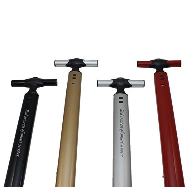 iScooter Manija extensible Control Strut Stent Rail para 6.5 pulgadas, 2 ruedas, uno mismo eléctrico Equilibrio Scooter Hoverboard Rod
