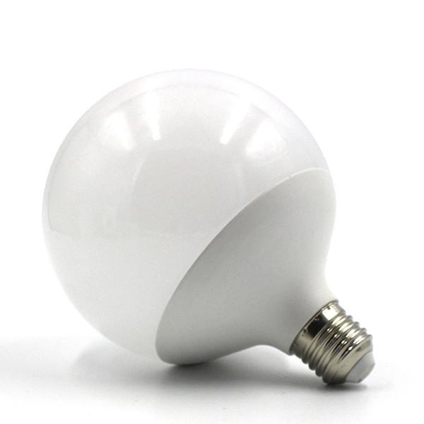 Hot Design G120 E27 LED Bulb Real 20w Power D120mm*H155mm Global Light 200V-240V Ball Light for Chandelier Pendant Lamp