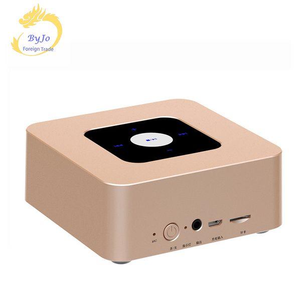 LEADSTAR MP-05 Bluetooth Speaker Wireless Stereo Touch button Mini Portable Audio Support Handsfree TF Card Super Bass Speaker