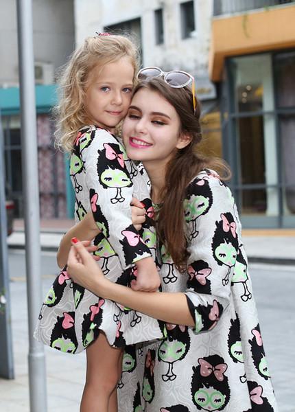 Cartoon Maternity Dresses Clothing Summer For Pregnant Women Clothing O-neck Short Sleeve 4 Colors Slim Pregnancy Dress Wear