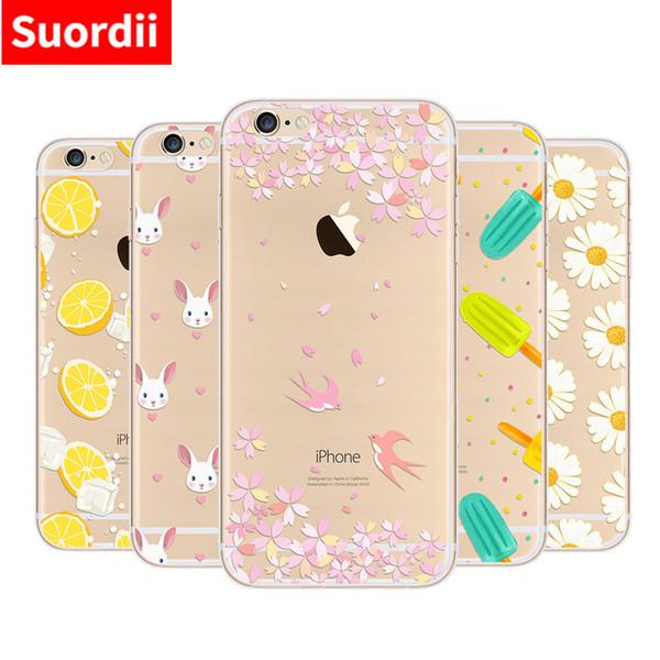 Wholesale Personalized Custom Design DIY Case Clear soft TPU Mobile Phone Case Back Coverage Case