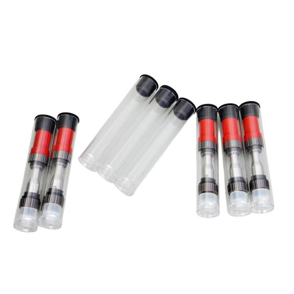 Cartuchos de pluma de vaporizador Amigo Liberty V1 Tanque E Cigarrillo Vaporizador 510 Cartuchos 0.5ml 1.0ml Ajuste de precalentamiento de la batería CE3 BUD Touch Pen