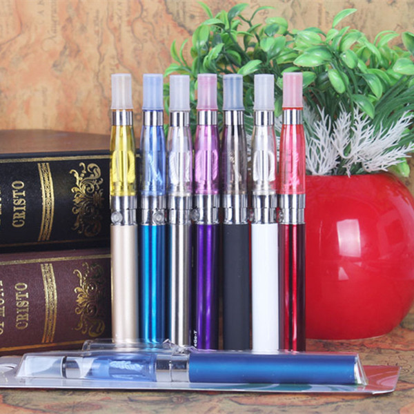 China Wholesale Ego Starter Kit Ce4 Atomizer Electronic Cigarette E Cig Kit  Blister Case Clearomizer E Cigarette Exquisite Packaging The Best E