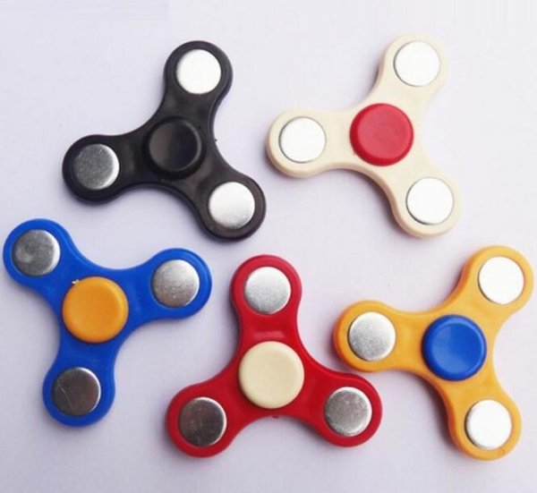 TOP quality EDC Hand Spinner Gadget toy HandSpinner Finger Toy Fidget spinner For Decompression Anxiety Free DHL shipping