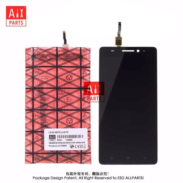 Affichage original de TFT IPS 1920x1080 de gros-100% testé pour le remplacement de l'Assemblée de convertisseur analogique-numérique d'écran tactile d'affichage de LENOVO K3 Note K50-T5