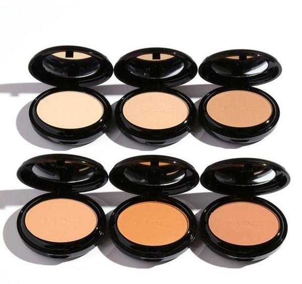 NEW Makeup Studio Fix Face Powder Plus Foundation 15g Volume High Quality NC20 NC25 NC30 NC35 NC37 NC40 NC42 NC43 NC45 NC50 NC55