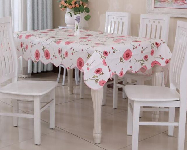 Amazing New Waterproof Oilproof Wipe Clean Pvc Vinyl Tablecloth Dining Kitchen Table Cover Protector Oilcloth Fabric Covering Linen Tablecloths Cheap Cheap Beatyapartments Chair Design Images Beatyapartmentscom