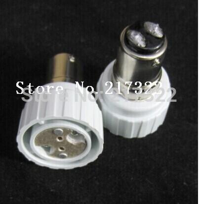 Adattatore BA15D TO mr16 g4 mr11 Presa di conversione Materiale ignifugo materiale di alta qualità B15 Adattatore socket mr16 Portalampada