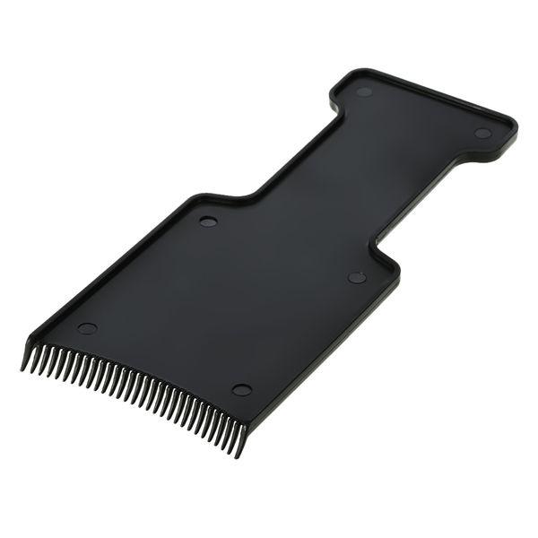 Compre Logo Personalizar Salon Peine Cepillo De Pelo Para Uso Doméstico Peluquería Tintura Para El Cabello Coloración Bricolaje Tinte Cepillo Cepillo