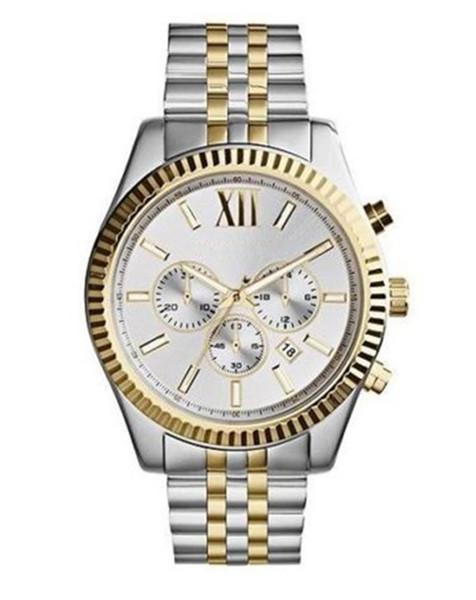 Classic fashion big dial men's watch M8344 M8412 M8446 M8561 M6473 + Original box + Wholesale and Retail + Free Shipping