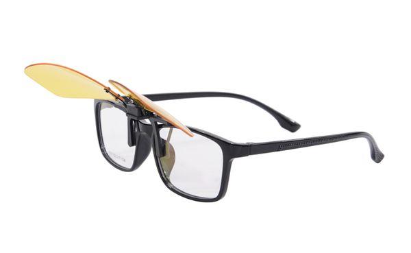 Al por mayor- Gafas de visión nocturna polarizadas Anti Blue Light Goggle Clip de alta calidad y moda en gafas de conducción