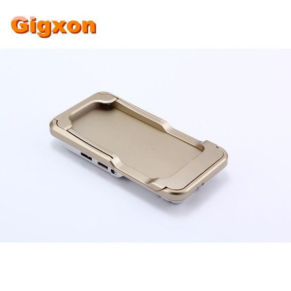 Toptan Satış - Toptan - Gigxon - I60 + Proyector Mini Projektör DLP iPhone 6 Serisi HDMI Full HD 1080 P Smartphone Taşınabilir Pico Cep Projektörü