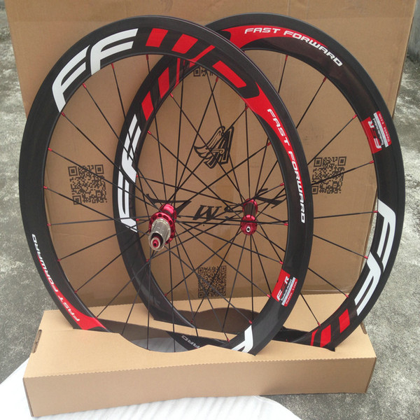 Free shipping super light T1000 3k weave road bike wheels 23mm width 50 depth full carbon bicycle wheels basalt surface made in China