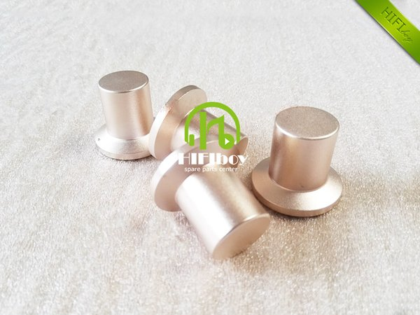 HIFI Aluminum Volume knob 10pcs Diameter 30mm Height 18mm amplifier knob speaker knob