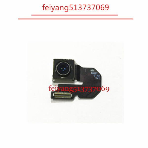 "10pcs Original Back Rear Camera Flex Cable Ribbon Module Lens Flash Repair Parts Replacement for iphone 6s 4.7 """