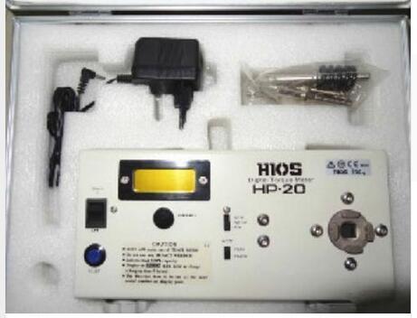 Chave de fenda do medidor de torque digital / medida da chave / verificador