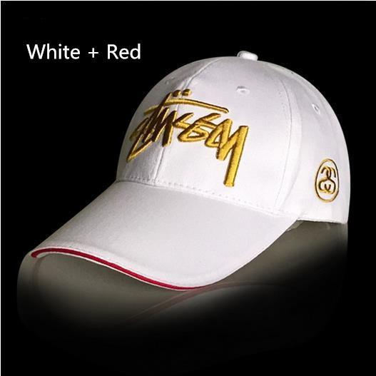 Weiß + Rot