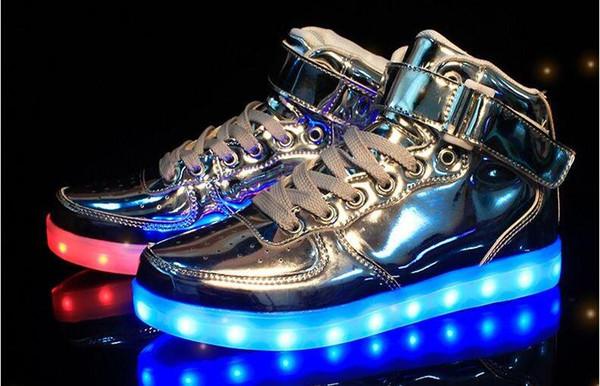 Led Licht Schoenen : Wholesale casual luminous shoes led women fashion schoenen met