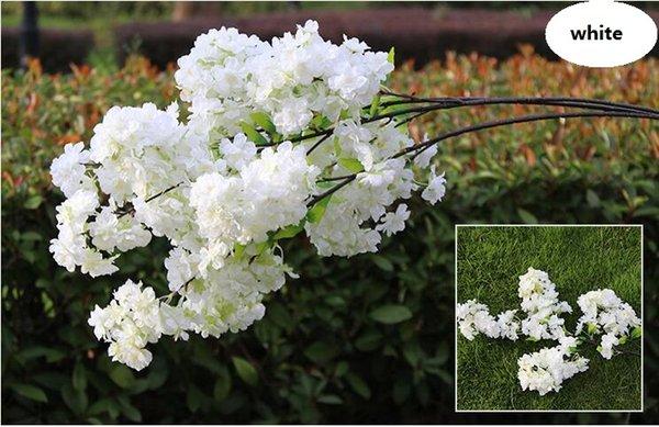 4 bifurcations double petals white