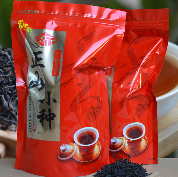 top popular [ambition] 2019 top premium black tea lapsang souchong 250 g red tea healthy green food warm stomach zhengshanxiaozhon 2019
