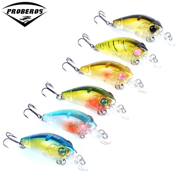 6pc Fishing Tackle 14# Brown Hook with feather Fishing Lures 6 colors Fishing Bait with retail box DW355
