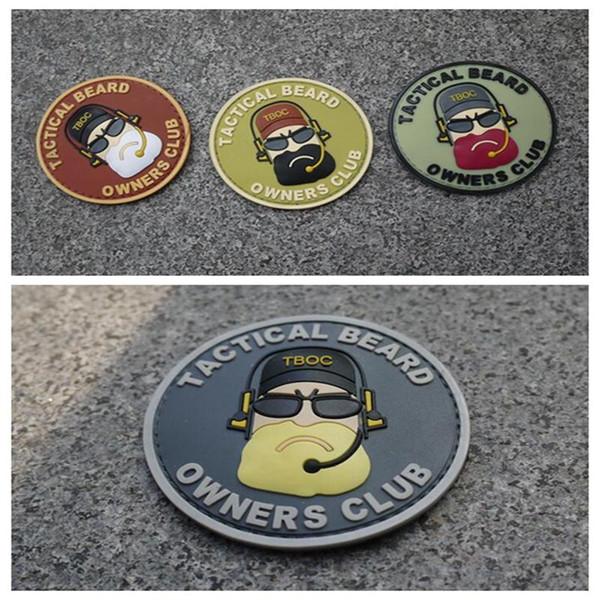 Novo Exército Hk Patch Velcro De Borracha-número 0