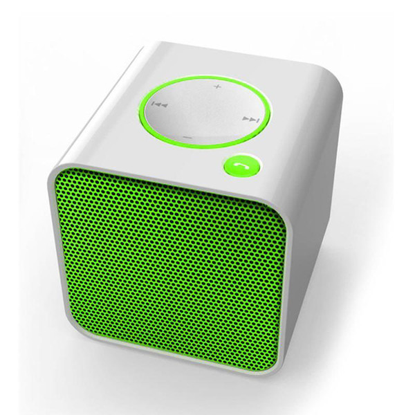 Fashion mini cube square Bluetooth wireless speaker MP3 woofer Handfree call Music Amplifier caixa de som portatil altavoz ducha