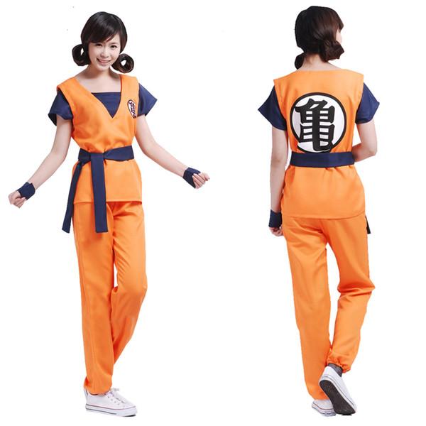 top popular Dragon ball Evolution GOKU costumes cosplay Halloween Costumes 2020