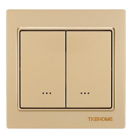 TZ55D 86*86mm frame gold