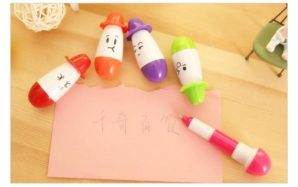 Premiums Gifts pen retractable pen Capsule pills wholesale ballpoint pens can be customized ad