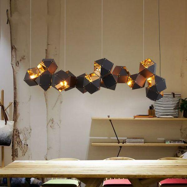 Illuminazione Di Design.Acquista Lampada Da Sospensione Moderna Welles Lampada Da Soffitto Semplice Sospensione Nuova Illuminazione Di Design La Decorazione Della Stanza Da