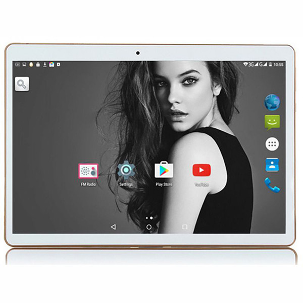 Wholesale- New Arrive 9.6 Inch Tablet PC Android 5.1 3G Quad Core MTK6582 Dual SIM 1280*800 IPS 2G Ram 16G Rom Bluetooth GPS WIFI