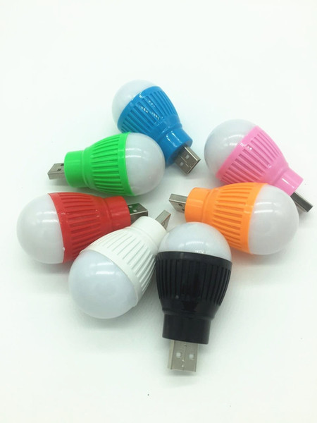 USB light bulbs, new portable night stalls, outdoor camping, computer mobile power, LED emergency lights