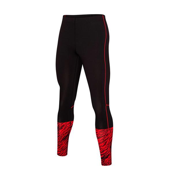 cd507d2f31047 Al por mayor- 2017 Mens pantalones de running de baloncesto Medias  Compresión running leggings pantalones