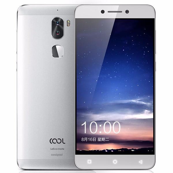 Originale Letv Cool 1 Dual Leeco Coolpad Cool1 Cellulare Snapdragon 652 3GB RAM 32GB ROM 5,5