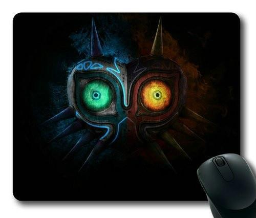 top popular Video Game The Legend Of Zelda Majora's Mouse Pad gaming mouse pad mouse mat sold by nielinc 2020