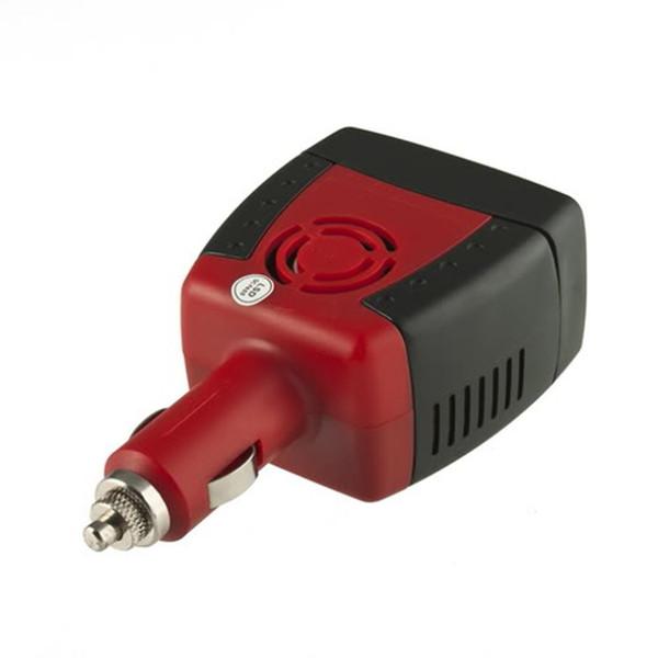 Atacado-Novo isqueiro de alimentação 150W 12V DC para 220V AC Car Power Inverter Adapter com USB Charger Port venda quente