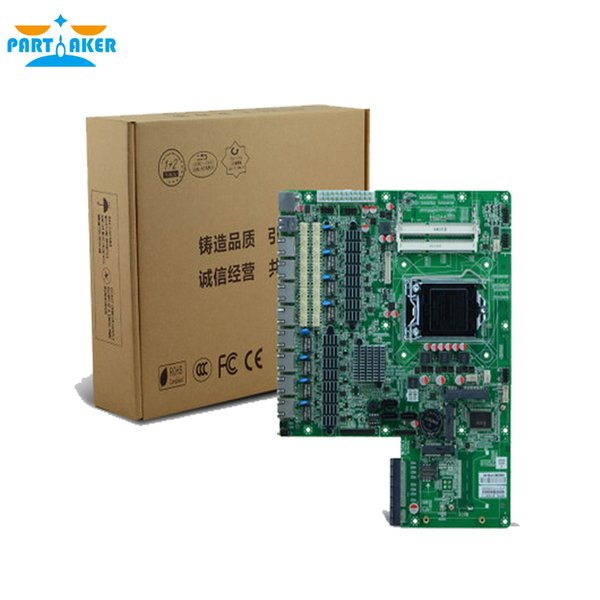 Partaker H87SL _B H87 4th Intel Core i3/i5/i7 Motherboard With Pentium Celeron processor