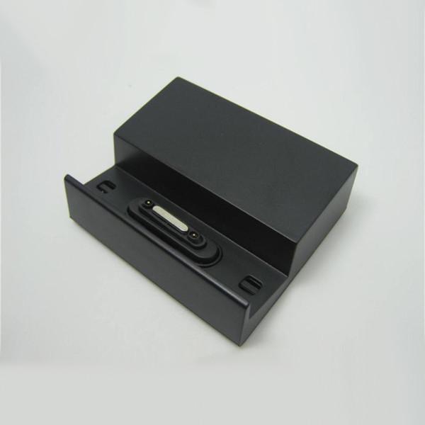 Perakende Kutusu ile Sony Xperia Z3 / Z3 Kompakt Manyetik Şarj dock Şarj Yuvası Siyah / Beyaz için 25pcs / Lot
