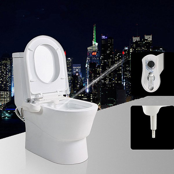 Pleasant 2019 Female Cleaning Nozzle Spray Smart Toilet Seat Bidet With Butt Clean Non Electric Manual Bidet With Selfcleaning Nozzle J17133 From Janowang Pabps2019 Chair Design Images Pabps2019Com