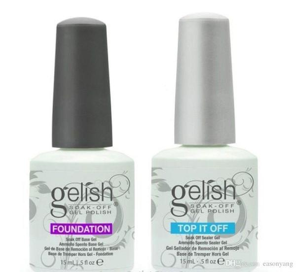 120pc lot oak off color led uv gel nail poli h harmony geli h gel glue nail art primer foundation ba e coat coat, Red;pink
