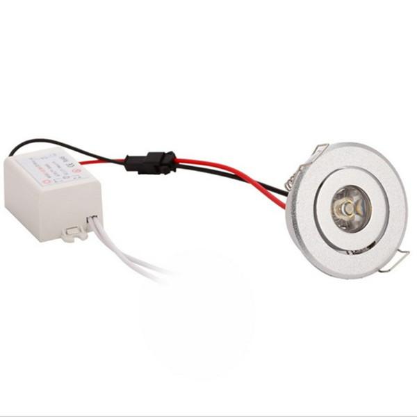 Mini Ceiling LED Spot Light Downlights Lamp 110V 220V White Dimmable 3W Mini LED Downlight Indoor Outdoor