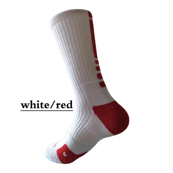 branco com vermelho