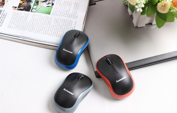 best selling New Lenovo N1901 high quality 2.4G 1000dpi USB wireless mouse games gaming mouse for CF LOL PC free shipping DHL